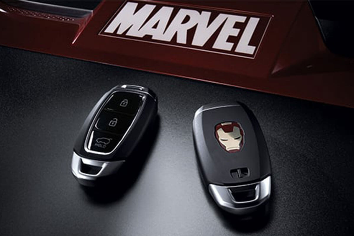 Kona Iron Man Smart Key